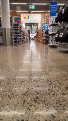main aisle in Kmart
