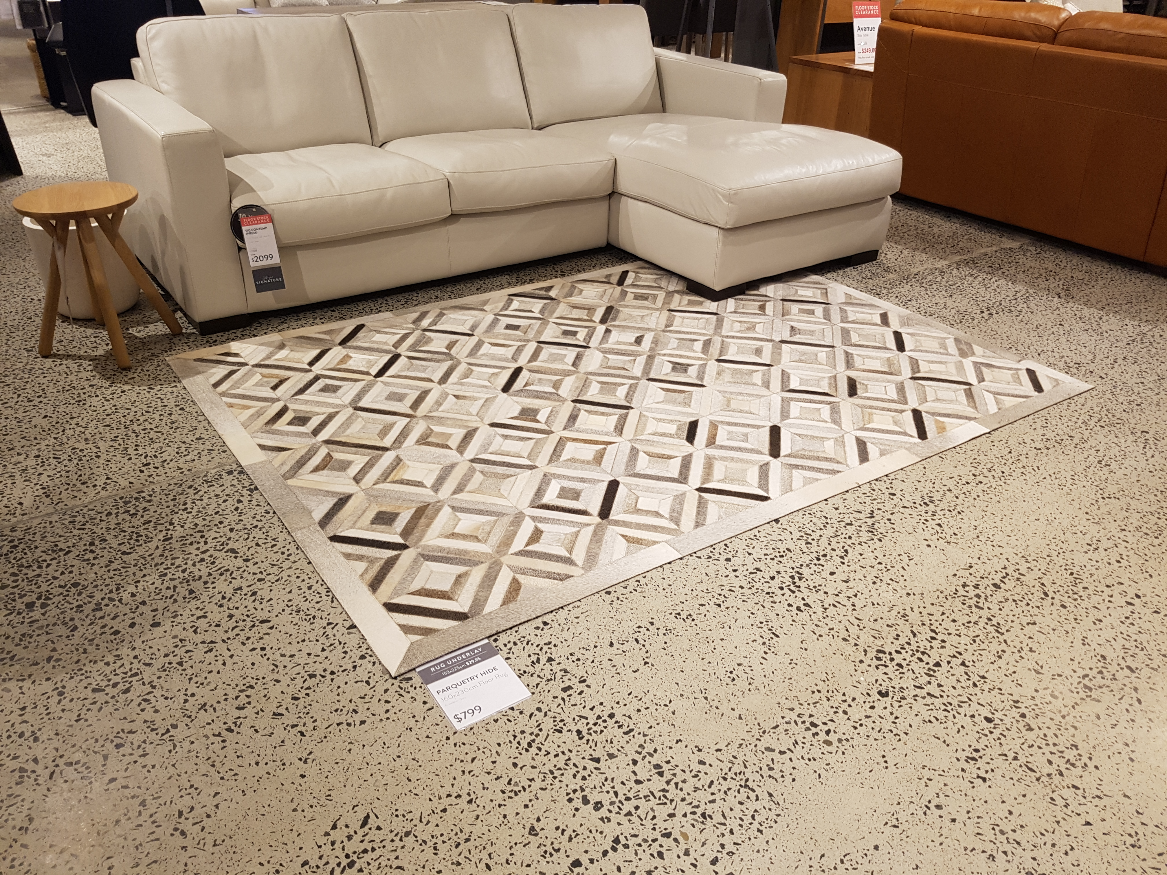 Freedom Furniture Store Retail Pyrafloor