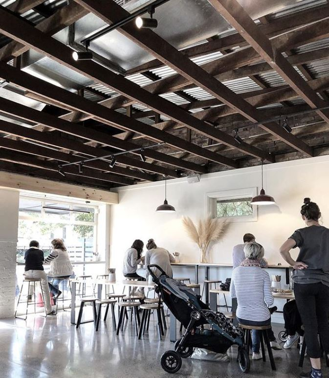 Bakery Duck Cafe in Toowoomba